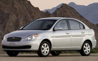 Naxos Rent a Car - Hyundai Accent