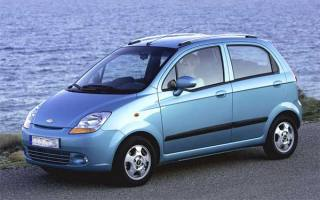 Naxos Rent a Car - Chevrolet Matiz