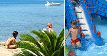 Naxos families holidays resort