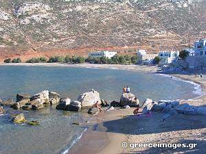 Apollon resort in Naxos Island