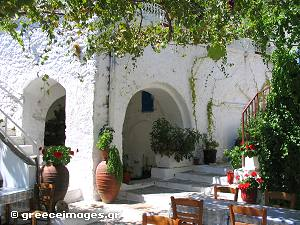 Picturesque Villages and Spots in Naxos Island Greece